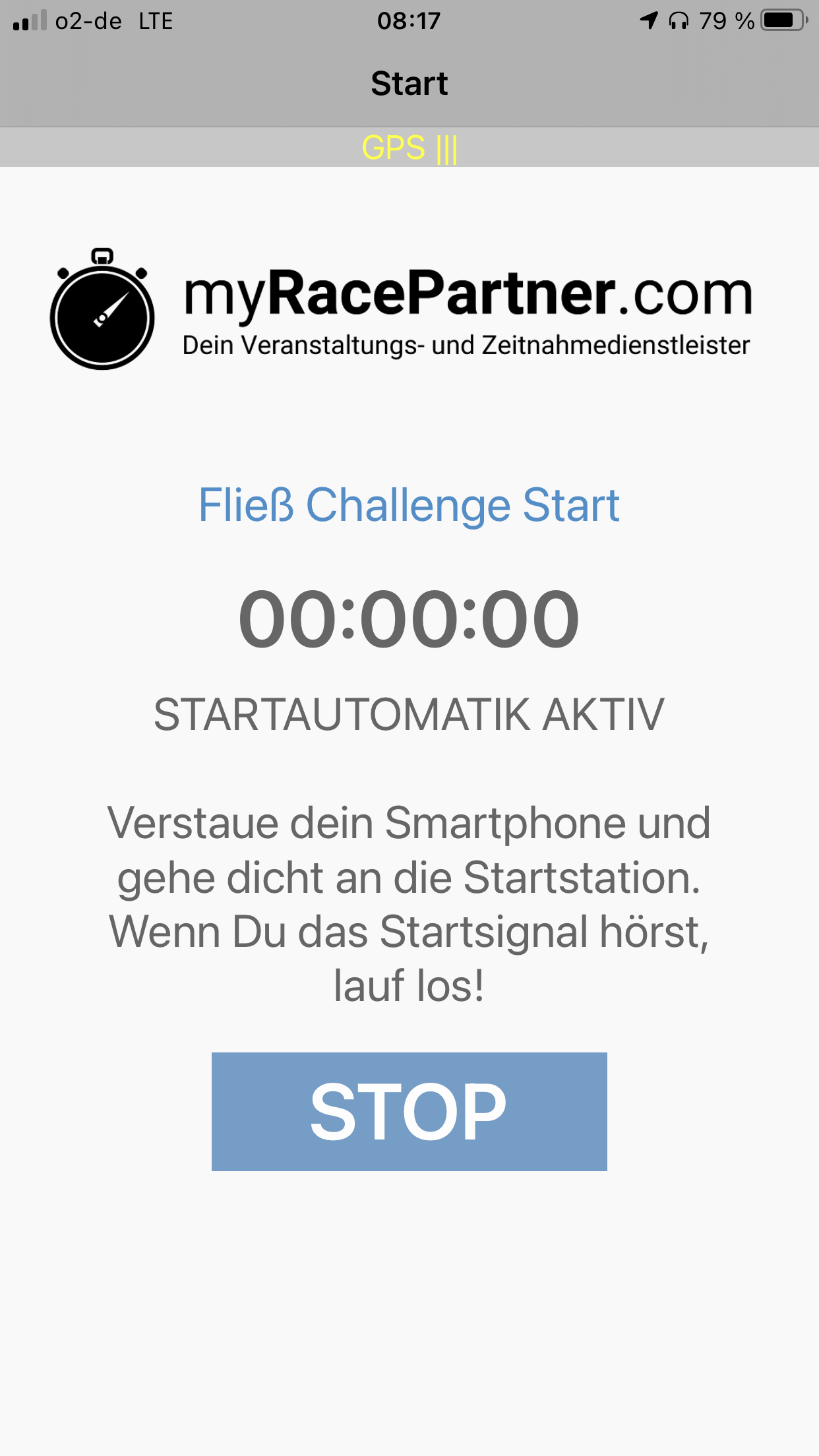 myRacePartner.com - Die App am Start 03