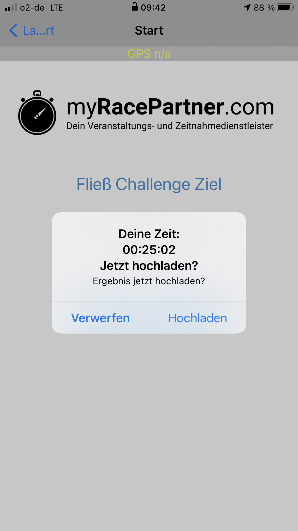 myRacePartner.com - Die App im Ziel 1